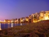 cefalu-beach-night